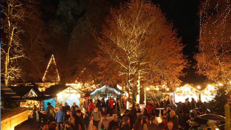 Bad Kreuznach Weihnachtsmarkt.Weihnachtsmarkte